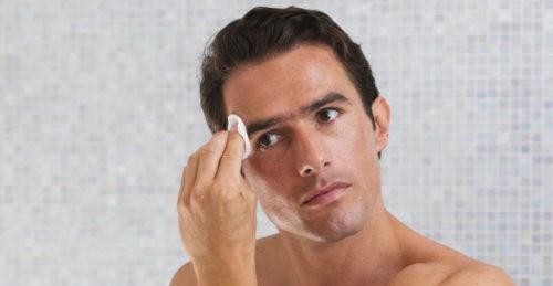 tẩy tế bào chết cho da mặt nam giới